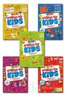 English For Kids (5 Kitap Takım)