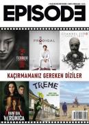 Episode İki Aylık Dizi Kültürü Dergisi Sayı: 25 Mart-Nisan 2021
