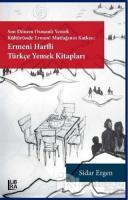 Ermeni Harfli Türkçe Yemek Kitapları