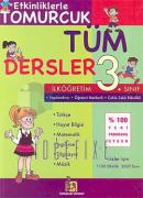 Etkinliklerle Tomurcuk Tüm Dersler İlköğretim 3. Sınıf