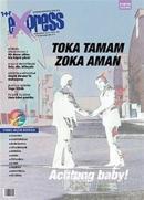 Express Dergisi Sayı: 168 Mart - Nisan - Mayıs 2019