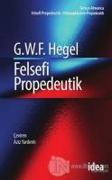 Felsefi Propedeutik