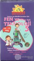 Fen ve Teknoloji Deney Seti 5 (10-13 Yaş)