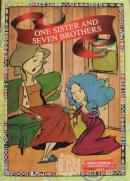 First Engilish Story Book - One Sister And Seven Brothers