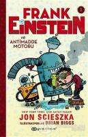 Frank Einstein ve Antimadde Motoru - 1 (Ciltli)