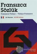 Fransızca Sözlük (Ciltli)