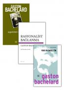 Gaston Bachelard 3 Kitap Takım
