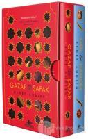 Gazap ve Şafak Serisi (2 Kitap Takım Ciltli Kutulu Özel Set)