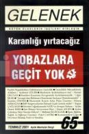 Gelenek Aylık Marksist Dergi Sayı: 65