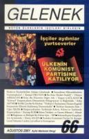 Gelenek Aylık Marksist Dergi Sayı: 66