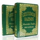 Gizli İlimler Hazinesi (8 cilt 2 kitap halinde) (K.Boy- 2.hamur) (Kod: 038)