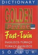 Golden Print Fast - Twin İngilizce - Türkçe, Türkçe - İngilizce Sözlük (Ciltli)