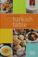 Gonul Candas' Turkish Table (Ciltli)