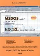 Görsel MSDOS Nedir?Ne İşe Yarar?Windows Altında MSDOS Komutlarıyla Çalışmak ve Excel Nasıl Öğren