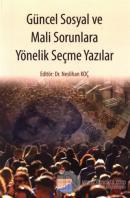 Güncel Sosyal ve Mali Sorunlara Yönelik Seçme Yazılar