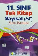 Güvender - 11. Sınıf Tek Kitap Sayısal (MF) Soru Bankası