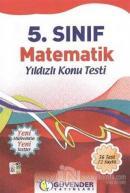 Güvender - 5. Sınıf Matematik Poşet Test 36 Adet