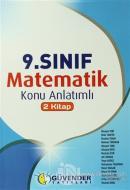 Güvender - 9.Sınıf Matematik Konu Anlatımlı ( 2 Kitap )
