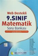 Güvender - 9. Sınıf Matematik Soru Bankası Web Destekli