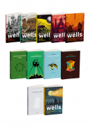 H. G. Wells 11 Kitap Takım