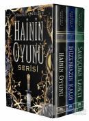 Hainin Oyunu Serisi Kutulu Set (3 Kitap Takım) (Ciltli)