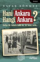 Hani Ankara Hangi Ankara?