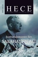 Hece Aylık Edebiyat Dergisi Sabahattin Ali Özel Sayısı Sayı: 35 - 253 (Ciltli)
