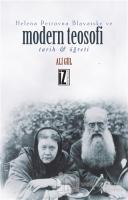 Helena Petrovna Blavatsky ve Modern Teosofi