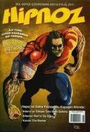 Hipnoz Aylık Çizgi Roman Dergisi Sayı: 8 Kahraman Korkmaz
