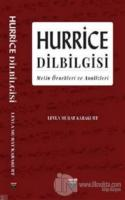 Hurrice Dilbilgisi