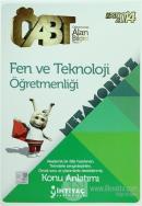 İhtiyaç 2014 KPSS ÖABT Fen ve Teknoloji Öğretmenliği Konu Anlatımı