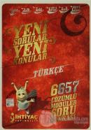 İhtiyaç 2014 KPSS Türkçe Genel Yetenek Genel Kültür Modüler Soru Bankası 6657 Soru ve Çözümleri (5 Kitap)