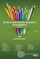 İktisadi ve İdari Bilimlerde Araştırma ve Değerlendirmeler Cilt 3