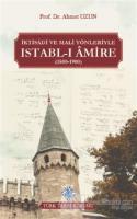 İktisadi ve Mali Yönleriyle Istabl-ı Amire (1500-1900)
