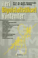 İleri Biyoistatistiksel Yöntemler