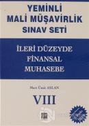 İleri Düzeyde Finansal Muhasebe - Yeminli Mali Müşavirlik Sınav Ciilt 8 (Ciltli)