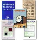 İlhan Mimaroğlu Kitapları (5 Kitap Takım)