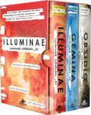 İlluminae Dosyaları Serisi - Kutulu Set (3 Kitap) (Ciltli)