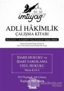 İmtiyaz - Adli Hakimlik Çalışma Kitabı