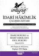 İmtiyaz - İdari Hakimlik Çalışma Kitabı
