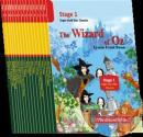 İngilizce Stage 1 Seti (16 Kitap, CD'li)