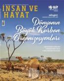 İnsan ve Hayat Dergisi Sayı: 126 Ağustos 2020