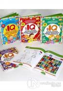 IQ Dikkat Geliştirme ve Güçlendirme Seti (5 Kitap Takım)