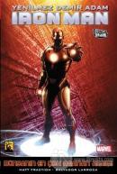 İron Man- Yenilmez Demir Adam Cilt 3: Dünyanın En Çok Aranan Adamı 2. Kitap