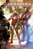 İron Man- Yenilmez Demir Adam Cilt:6 Stark Yükseliyor
