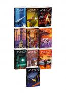 Isaac Asimov 10 Kitap Takım