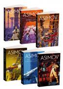 Isaac Asimov 6 Kitap Takım