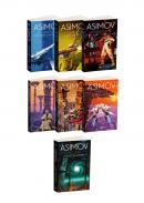 Isaac Asimov 7 Kitap Takım