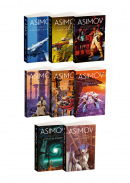 Isaac Asimov 8 Kitap Takım