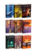 Isaac Asimov 9 Kitap Takım